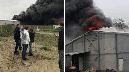 Zware brand bij fietsenwinkel in Bocholt, 20 huizen ontruimd