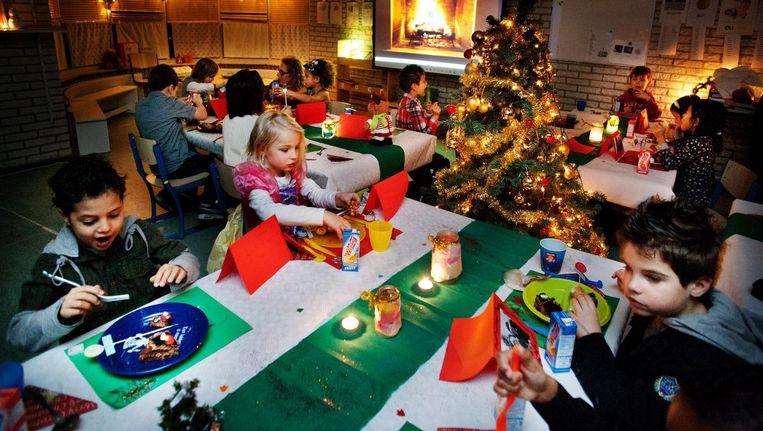 Niet Alle Amsterdamse Scholen Vieren Nog Kerst Het Parool