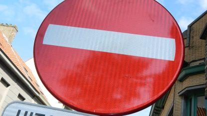 Deel Cocquytstraat maandag en dinsdag dicht voor alle verkeer