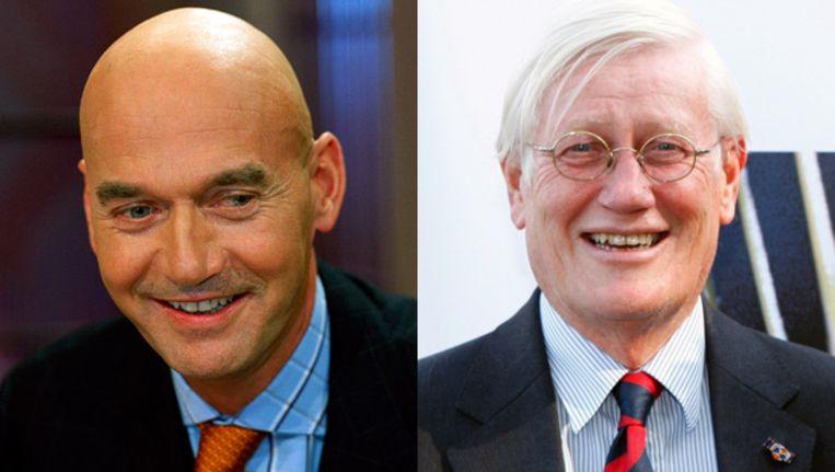 Fortuyn en Wiegel Beeld ANP