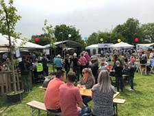 Food Festival Breehees Goirle valt in de smaak