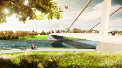 Infomarkt over nieuwe brug aan Herenthoutseweg