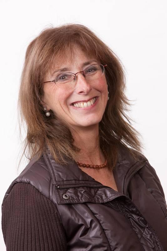 Mireille Horden, voorzitter van de regionale afdeling van VNO-NCW.