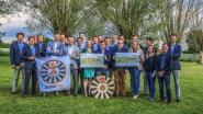 Ronde Tafel 24 schenkt 10.000 euro aan  AZ Groeninge en Vaste Vuist