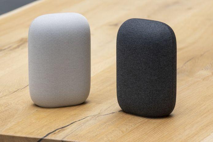 Google Nest Audio.