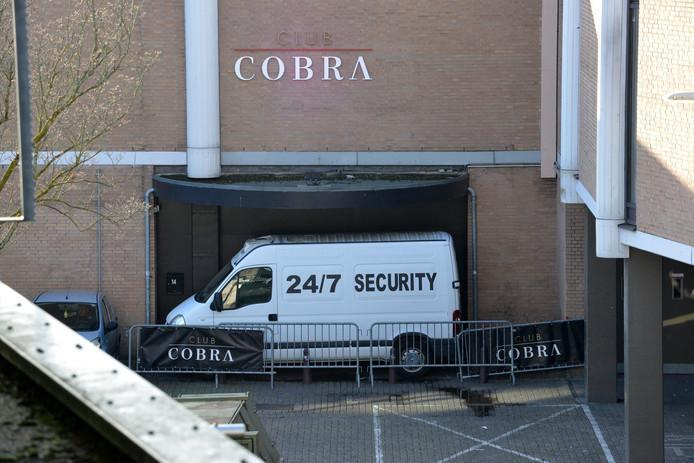 Club Cobra, ter illustratie.