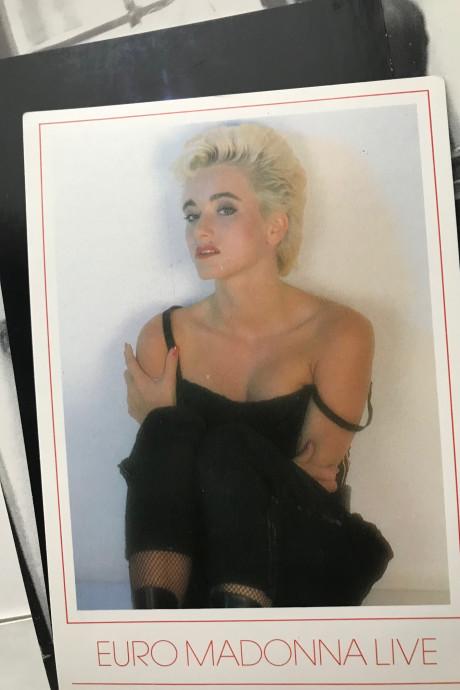 Zwolse Gerda maakte jarenlang furore als Europese Madonna
