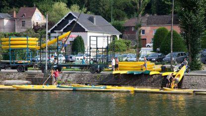 Kajakken in Wallonië opnieuw mogelijk vanaf morgen