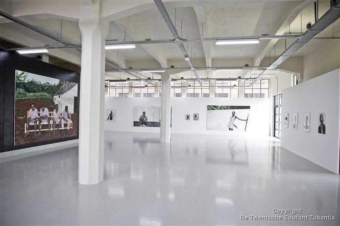 HeArtGallery is de opvolger van kunstcentrum AkkuH (foto) dat enkele jaren geleden de deuren moest sluiten.