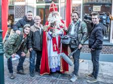 Man Bijt Hond ontmoet Sinterklaas in Zoetermeer