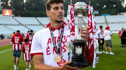 FT buitenland 21/05: Cazorla na lang blessureleed weg bij Arsenal - Portugese dwerg kaapt beker weg