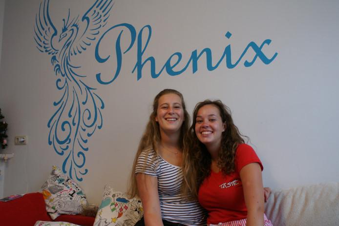 Huize Phenix: Danique Damen en Nina Gesthuizen