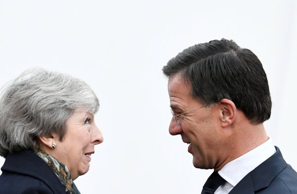 Britse kranten roepen: Mayday, Mayday!
