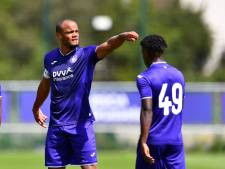 Deux victoires pour Anderlecht face à Saint-Trond