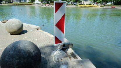 Gemeente start met herstellingswerken Park Mariadal