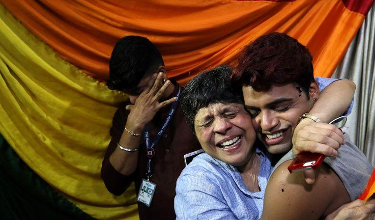 Historische Legalisering Homoseksualiteit In India Ook Hart