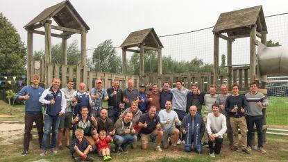 Sportclub Vos Reinaert en school VTS 3 zijn nieuwe energieambassadeurs