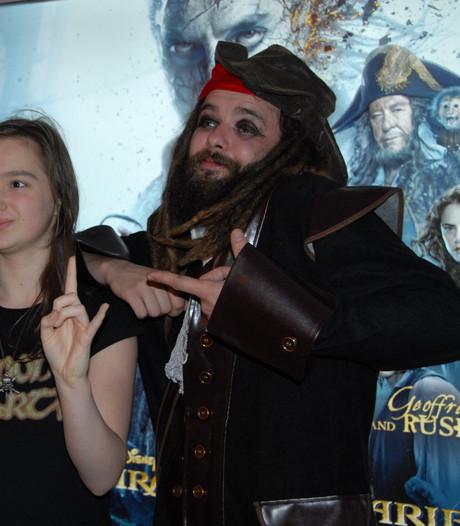 Samen met Johnny Depp op zoek naar de Drietand van Poseidon