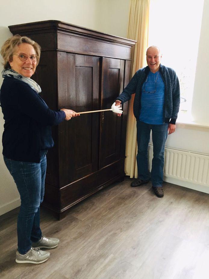Jacques Peeters uit Megen werd vandaag op zijn 66e verjaardag door zijn zus Jacqueline gefeliciteerd.
