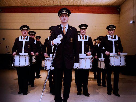 Drumband Firestix zoekt nieuwe rekruten