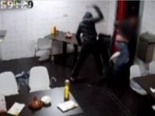 Schokkende beelden van mishandeling met hamer bij overval