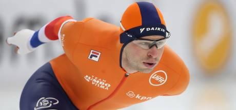 Kramer meldt zich af voor 1500 meter wegens fysieke problemen