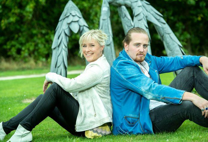 Katrien De Becker en Pieter Jan De Paepe