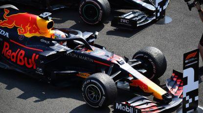 Verstappen verbreekt dominantie Mercedes en pakt z'n eerste zege van het seizoen na ijzersterke race