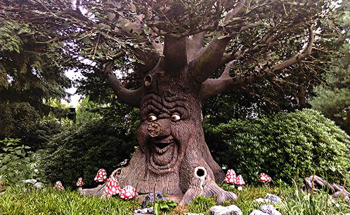 Sprookjesboom, attractiepark de Efteling.