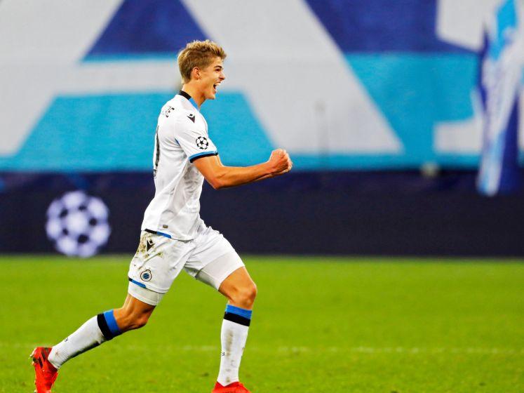 Charles De Ketelaere matchwinnaar in Zenit