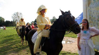 """Zorgen in ponymanège De Galoppade: """"Steun één van onze pony's of paarden voor 5 euro per dag"""""""