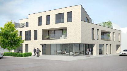 Café Cartouche op Stationsplein in Zingem ruimt plaats voor kantoor en appartementen
