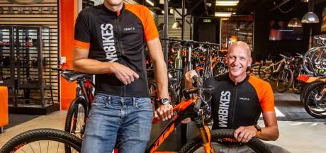 Maarten uit Holten fietst samen met Marco de wereld over om 'legende' te worden