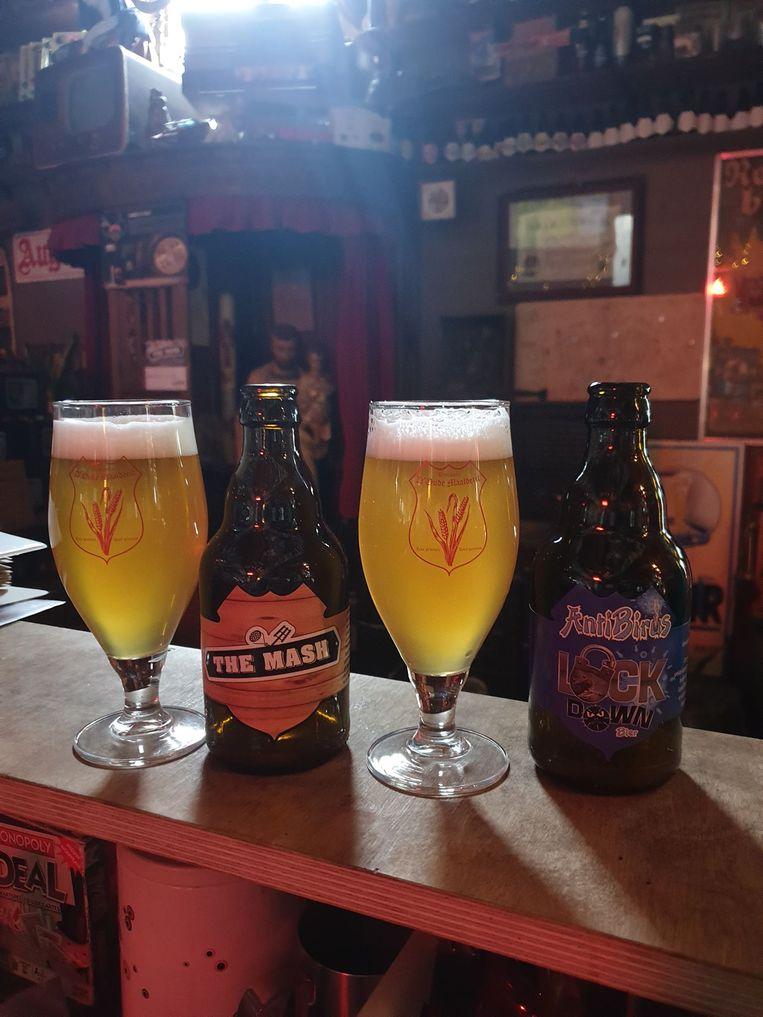 Wie vandaag bij The Mash iets bestelt, krijgt een gratis The Mash-bier en een gratis Antibirus.