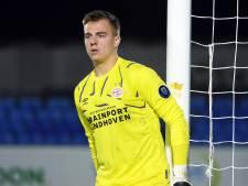 Voormalig Jong PSV-keeper Youri Roulaux (21) traint per direct mee bij FC Eindhoven