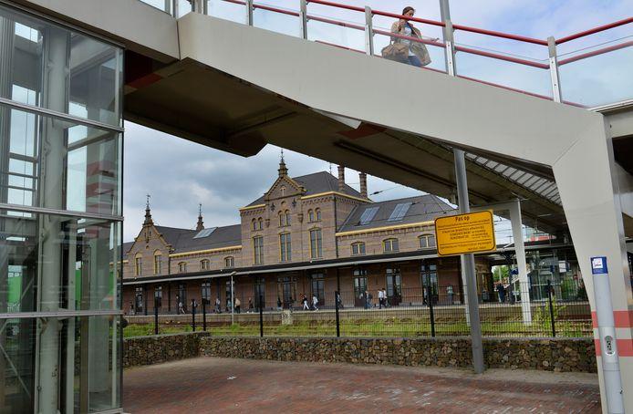 Het station van Geldermalsen krijgt een opknapbeurt.