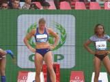 Schippers stelt teleur op 100 meter in Rabat