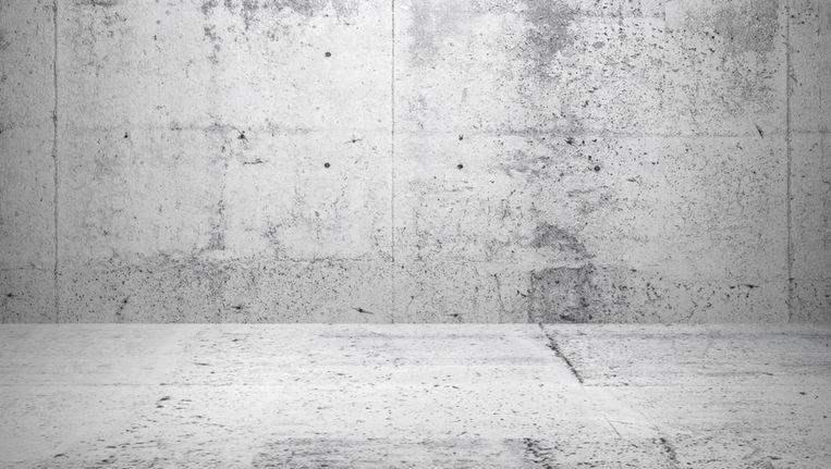 'Wat de verkoopmedewerker niet weet is dat ik als vroege tiener met mijn moeder, mijn broer en mijn zus een jaar in een woning heb geleefd zonder enige bedekking op de vloer.' Beeld thinkstock