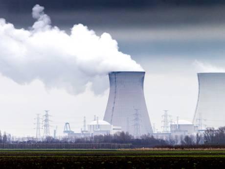 Betonrot in reactoren Doel en Tihange
