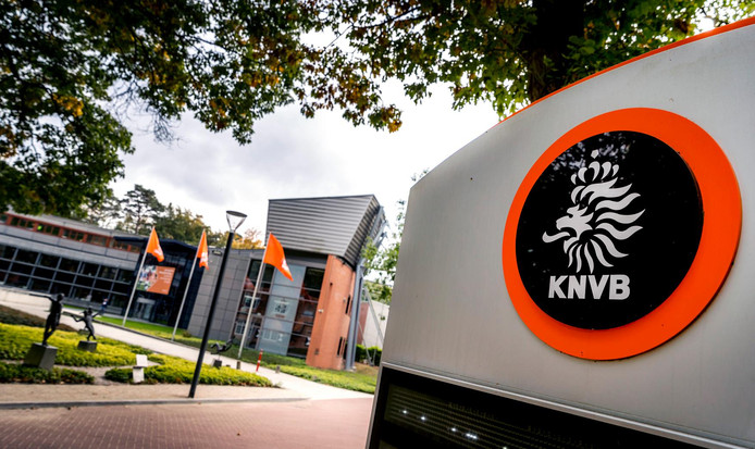 De KNVB Campus in Zeist.