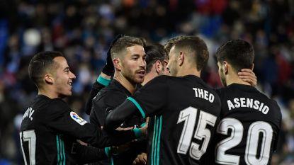 LIVE (16u15): Real Madrid ontvangt nummer 15 in Bernabeu