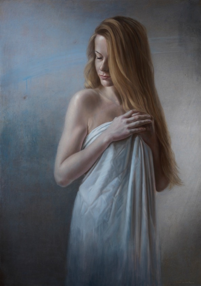 Schilderij van Peter van den Borne
