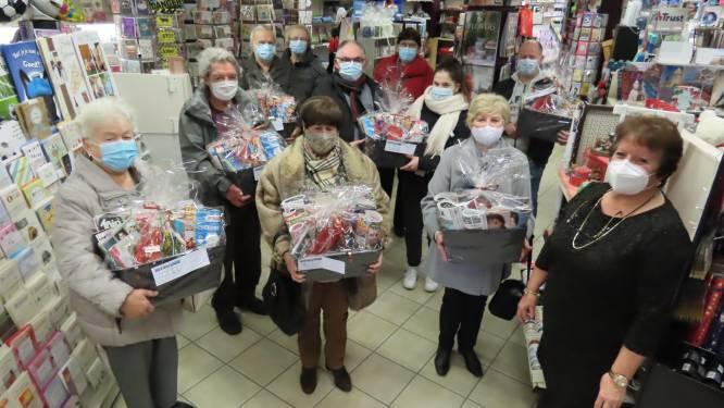 Acht winkelbezoekers winnen verwenpakket van supermarkt 'Het Bazarke'