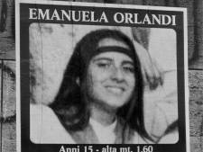 Graven Vaticaan geopend bij zoektocht naar sinds 1983 verdwenen tiener