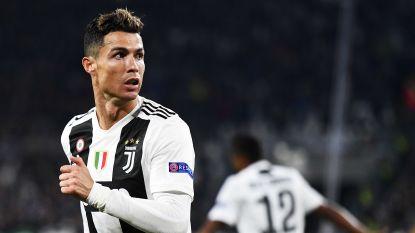 LIVE. Ronaldo en co moeten achtervolgen: verpesten Mirallas en Fiorentina het titelfeestje in Turijn?