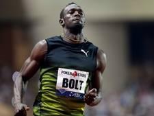 Bolt sluit Diamond League-loopbaan af met winst