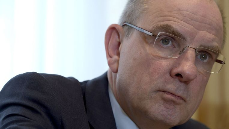 Minister van Justitie, Koen Geens.