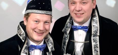 Nieuw prinsenpaar bij CV de Kolkleu in Hertme