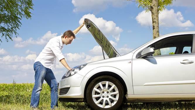Hittegolf zorgde in juli voor meer autoproblemen