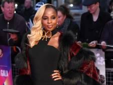 Mary J. Blige treedt op bij Oscars